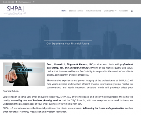 SHPA CPA